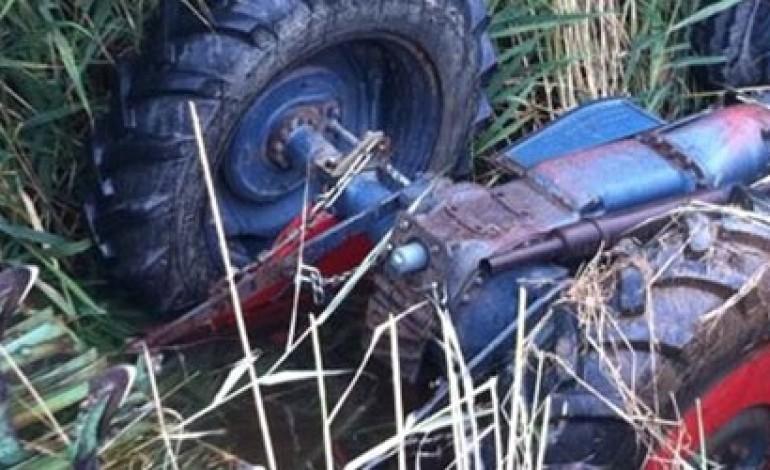 Αγρότη καταπλακώθηκε από το τρακτέρ του βρίσκοντας τραγικό θάνατο