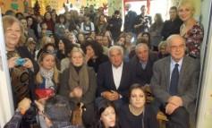 Στη Χριστουγεννιάτικη γιορτή του παιδικού σταθμού Β΄ ΚΕΠΑ ο Δήμαρχος Ηρακλείου Β. Λαμπρινός