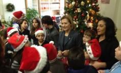 Χριστουγεννιάτικα κάλαντα και ύμνους έψαλαν στην Περιφέρεια Κρήτης