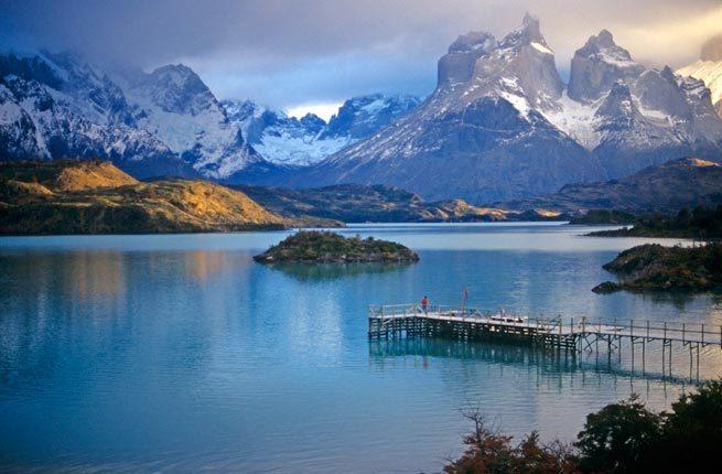 Torres Del Paines National Park, Chile