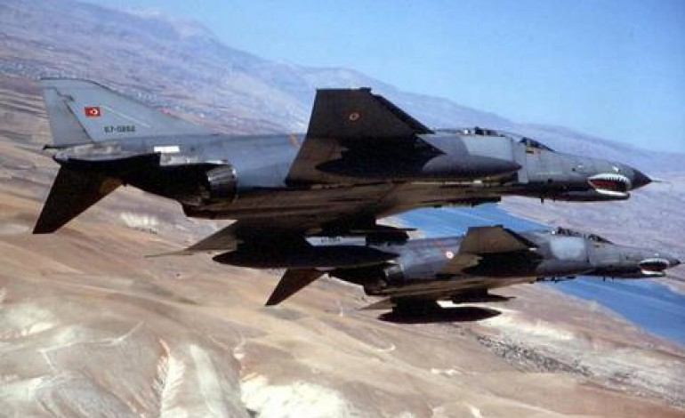 Αερομαχίες με οπλισμένα τουρκικά μαχητικά δυτικά της Λέσβου
