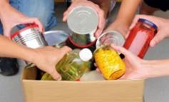 """Συγκέντρωση Ρούχων, Τροφίμων για Συσσίτια και Κοινωνικά Παντοπωλεία από τον όμιλο """"Αετογιάννης"""""""