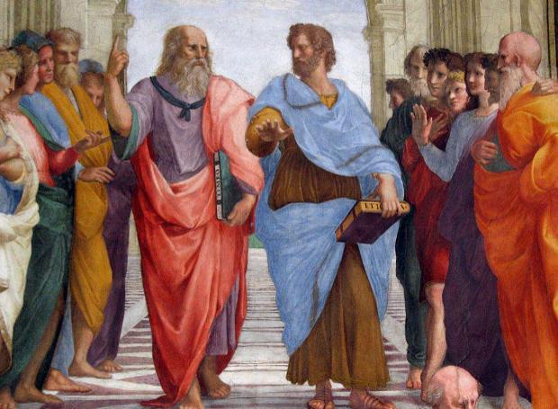 Platon-Aristotelis