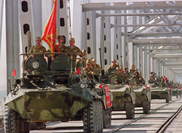 USSR-Afghanistan