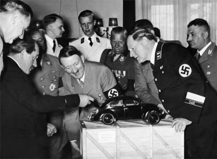 VW-Porsche-Hitler