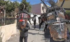 Η Σιβιανή Μάσκα την Καθαρά Δευτέρα στο Πετροκεφάλι