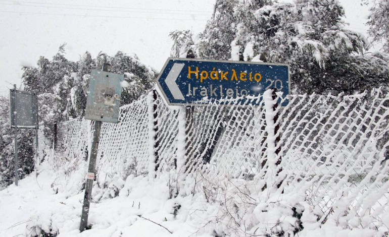 Σε ετοιμότητα οι υπηρεσίες του Δήμου Ηρακλείου για την νέα κακοκαιρία