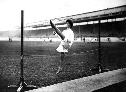 Olympics-woman