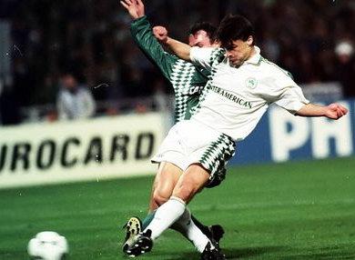 Panathinaikos-Legia_Warsaw-1996