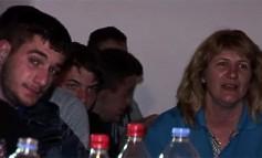Ο Βαγγέλης λίγες μέρες πριν εξαφανιστεί σε video