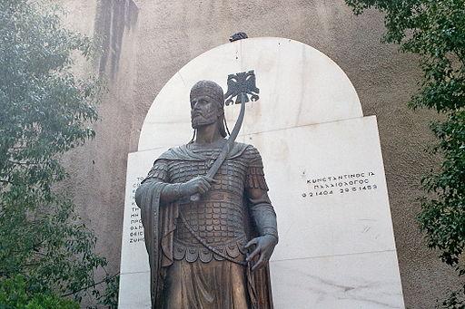 512px-Athen_-_Denkmal_Konstantin_XI.