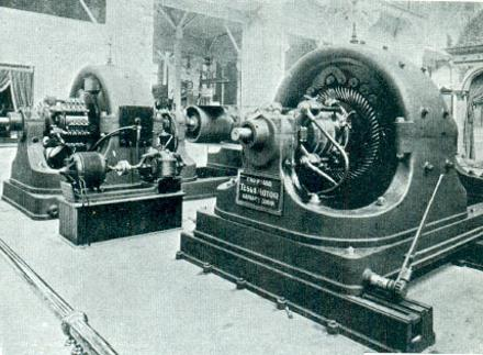 Tesla_electricity_generator