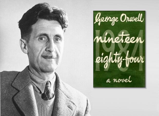 George_Orwell-1984