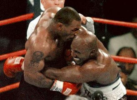 Holyfield-Tyson