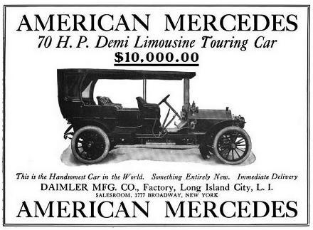 Mercedes-Daimler