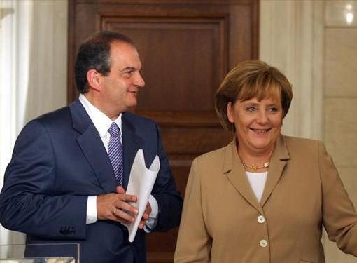Merkel-Karamanlis