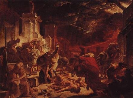 Pompeii-Vesuvio
