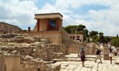 """Το """"ΔΙΑΖΩΜΑ"""" στο Ηράκλειο για την αρχαία πόλη και την Κνωσό"""