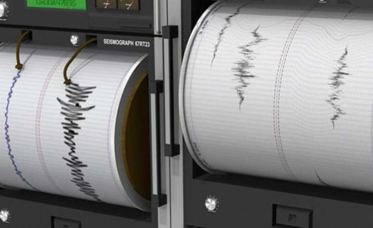 Σεισμική δόνηση 4,8 Ρίχτερ στην Κύπρο