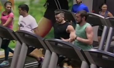 Τι γίνετε όταν πάνε στο γυμναστήριο παραολυμπιακοί αθλητές στη Βραζιλία