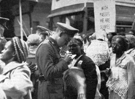 Apartheid-women