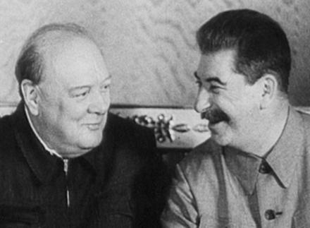 Churchill-Stalin