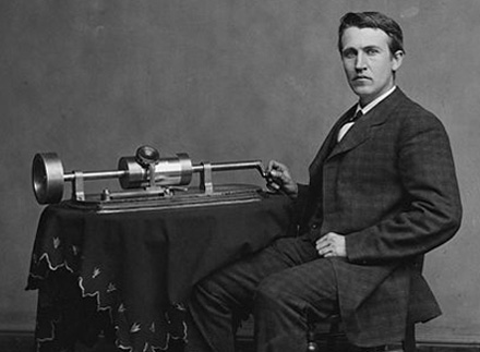 Tomas_Edison-phonograph
