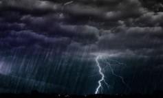 Με βροχές και καταιγίδες ξεκινάει η εβδομάδα