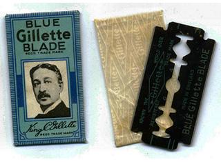 Gillette-lepida