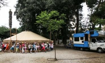 Ανάπλαση της παιδικής χαράς στο Δημοτικό Κήπο Ρεθύμνου