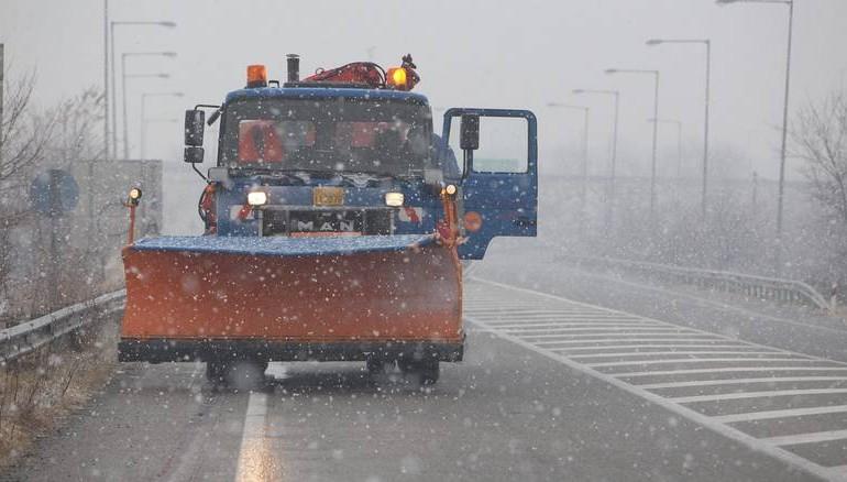 Ραγδαία επιδείνωση του καιρού – Χιόνια και καταιγίδες στην Κρήτη