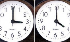 Την Κυριακή αλλάζει η ώρα