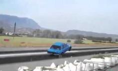 ΑΠΟΓΕΙΩΣΗ αυτοκινήτου στην εκκίνηση - Αγώνες Dragster στο Τυμπάκι!!!