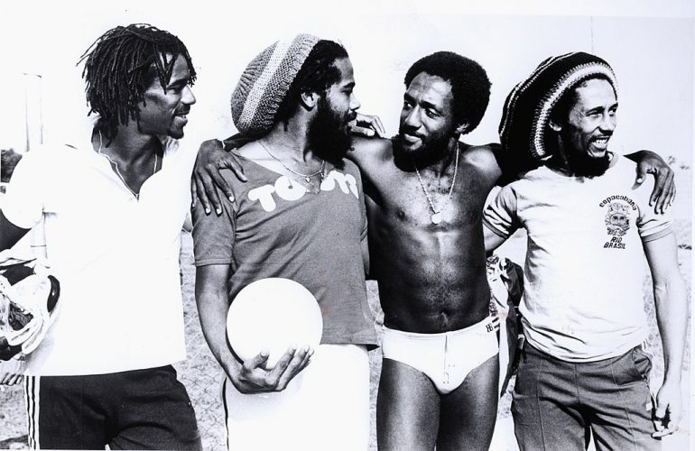 Photo of TOOTS & The MAYTALS and Bob MARLEY