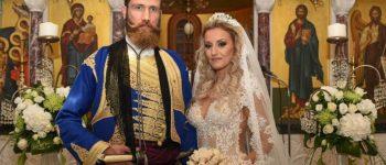 Γαμπρός ντύθηκε ο Αντώνης Μαρτσάκης