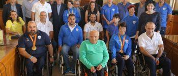 Η Κρήτη τίμησε τους Παραολυμπιονίκες του Ρίο