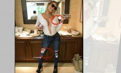 """Χαμός στο διαδίκτυο με την """"πειραγμένη"""" φώτο η Mariah Carey"""