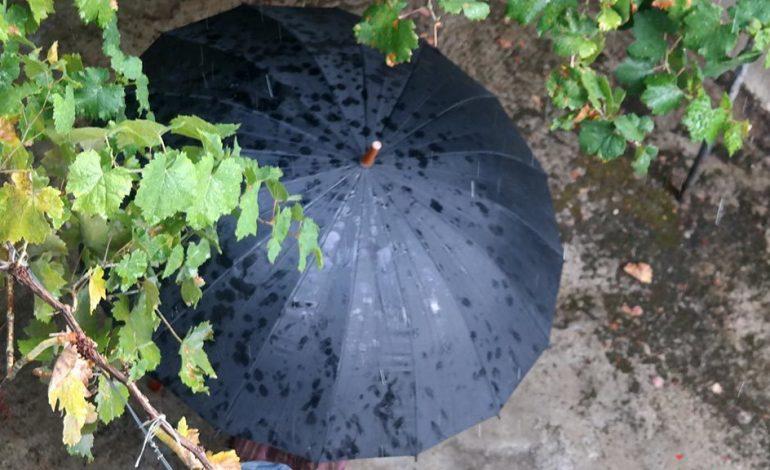 Βροχές σήμερα σε όλη την Κρήτη