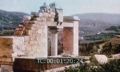 Ένα σπάνιο βίντεο με την Κνωσό της δεκαετίας του 1920