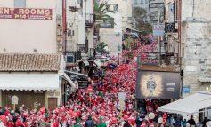 Το 6ο Santa Run περνάει στην ιστορία με μεγάλη επιτυχία (video)
