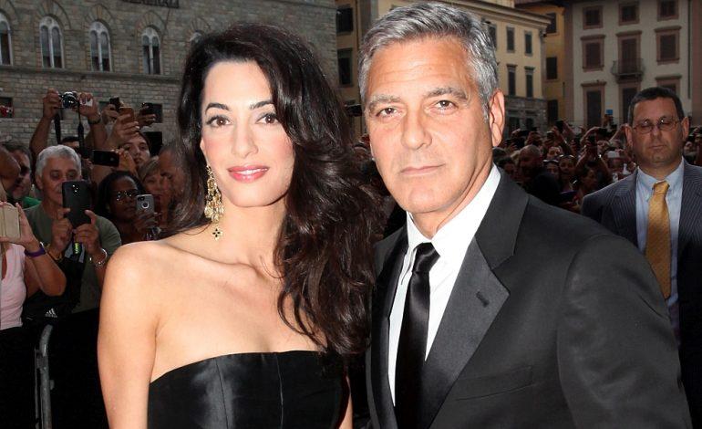 Χωρίζουν ο George Clooney με την Amal Alamuddin
