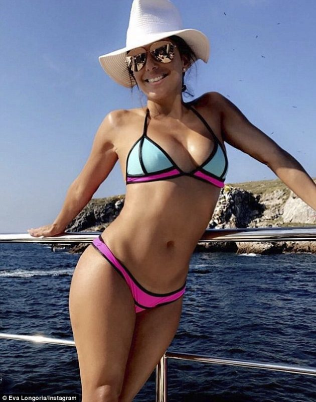 H Eva Longoria έφερε το καλοκαίρι