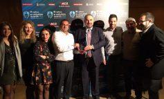 Χρυσό βραβείο στην ιστοσελίδα της Περιφέρειας Κρήτης