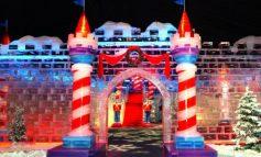 Χριστουγεννιάτικο Κάστρο στο Ηράκλειο - Δείτε το βίντεο