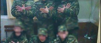 Αλβανοί φαντάροι στον Ελληνικό Στρατό σχηματίζουν τον αλβανικό αετό!