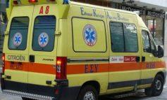 Οδηγός εγκλωβίστηκε στο κέντρο του Ηρακλείου