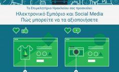Ηλεκτρονικό Εμπόριο & Social Media - Πώς μπορείτε να τα αξιοποιήσετε