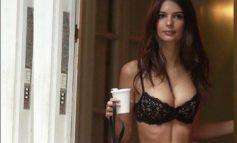 Η Έμιλι Ρατακόφκσι πίνει το καφεδάκι μόνο με τα απαραίτητα
