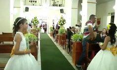 Βίντεο: Ένοπλος άνοιξε πυρ εναντίον καλεσμένων σε γάμο
