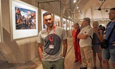 Εγκαίνια της έκθεσης φωτογραφίας του Άρη Μεσσήνη